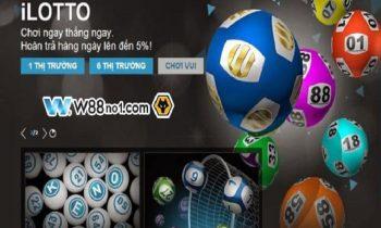Chơi xổ số online tại nhà cái W88 thực hiện như thế nào?