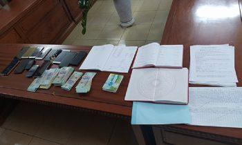 Đường dây mua bán lô đề trái phép hơn 2 tỉ đồng tại Ninh Bình bị triệt phá