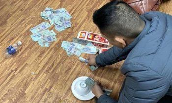 Triệt phá sòng bạc xóc dĩa tại Nghệ An, bắt giữ 31 đối tượng