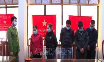 Khởi tố 5 đối tượng tổ chức đánh bạc tại Lạng Sơn