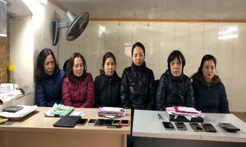 Khởi tố các quý bà tổ chức đánh bạc qua hình thức lô đề tinh vi tại Hải Phòng