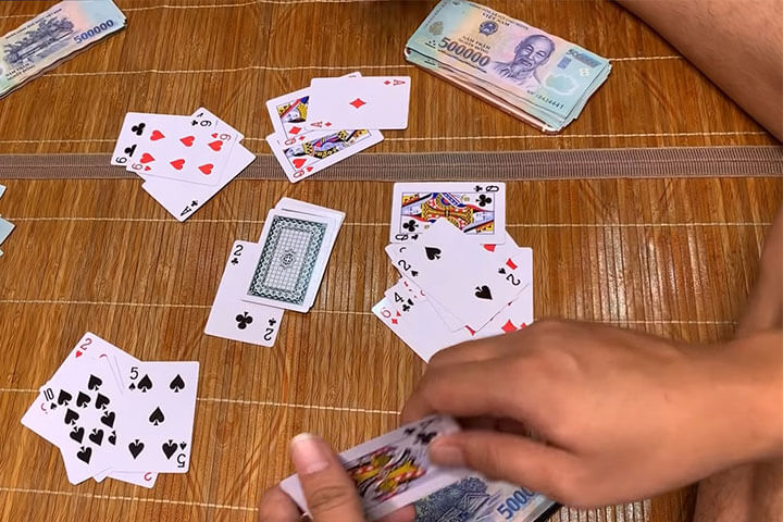 Tìm hiểu luật chơi và kinh nghiệm chơi bài câu cá tại các nhà cái casino